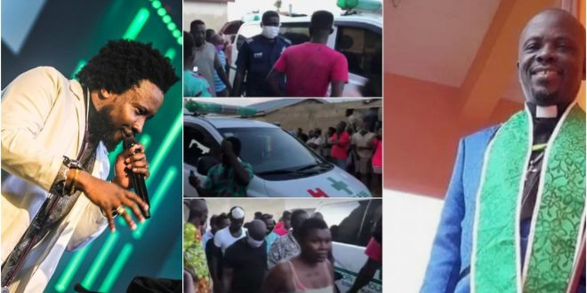 Sonnie Badu pays for late Apraku My Daughter's ambulance and mortuary bills 1