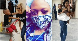 'Thank You For Saving My Son's Life' – Tonto Dikeh Emotionally Pens Down A Message To Her Doctor - Photo 32