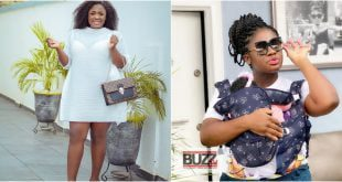 Tracey Boakye's adorable baby, Nhyira, gets photoshoot to mark 2-month birthday - video 66