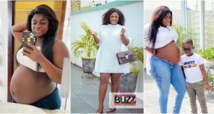 Tracey Boakye reported to be three months pregnant 16