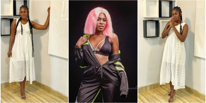 Yaa Jackson repents and promises not to turn back to her old ways. 1