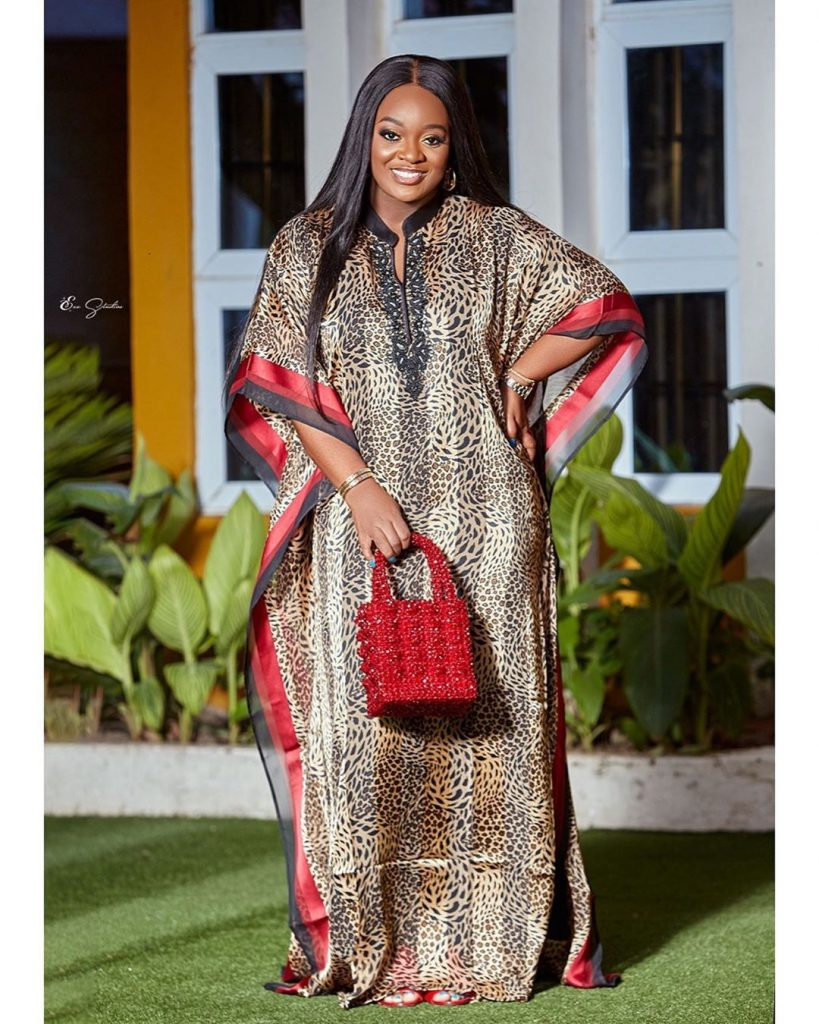 10 Times Jackie Appiah Proves Going naked on social media Doesn't Define Beauty - Photos 10