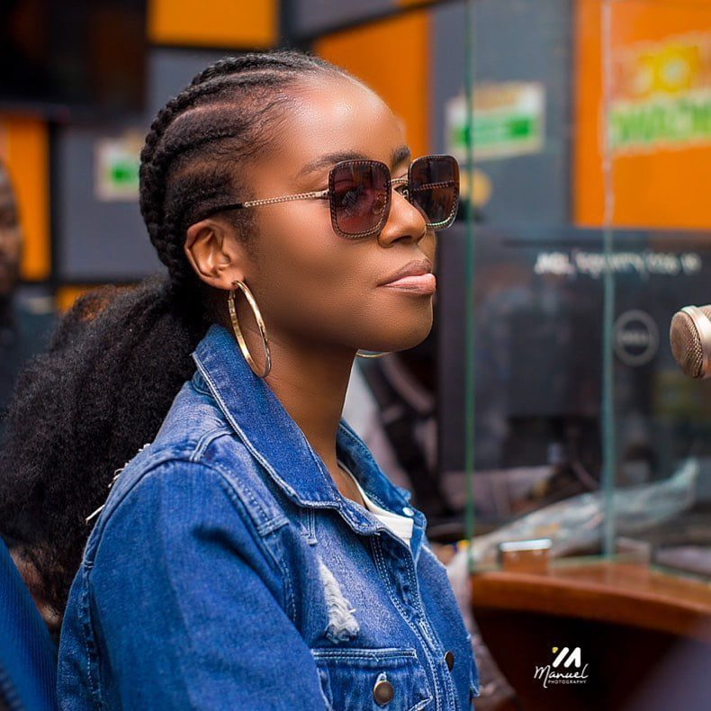 Pictures of Mzvee, Gifty and Zenator that shows EWE girls are very Pretty (photos) 7