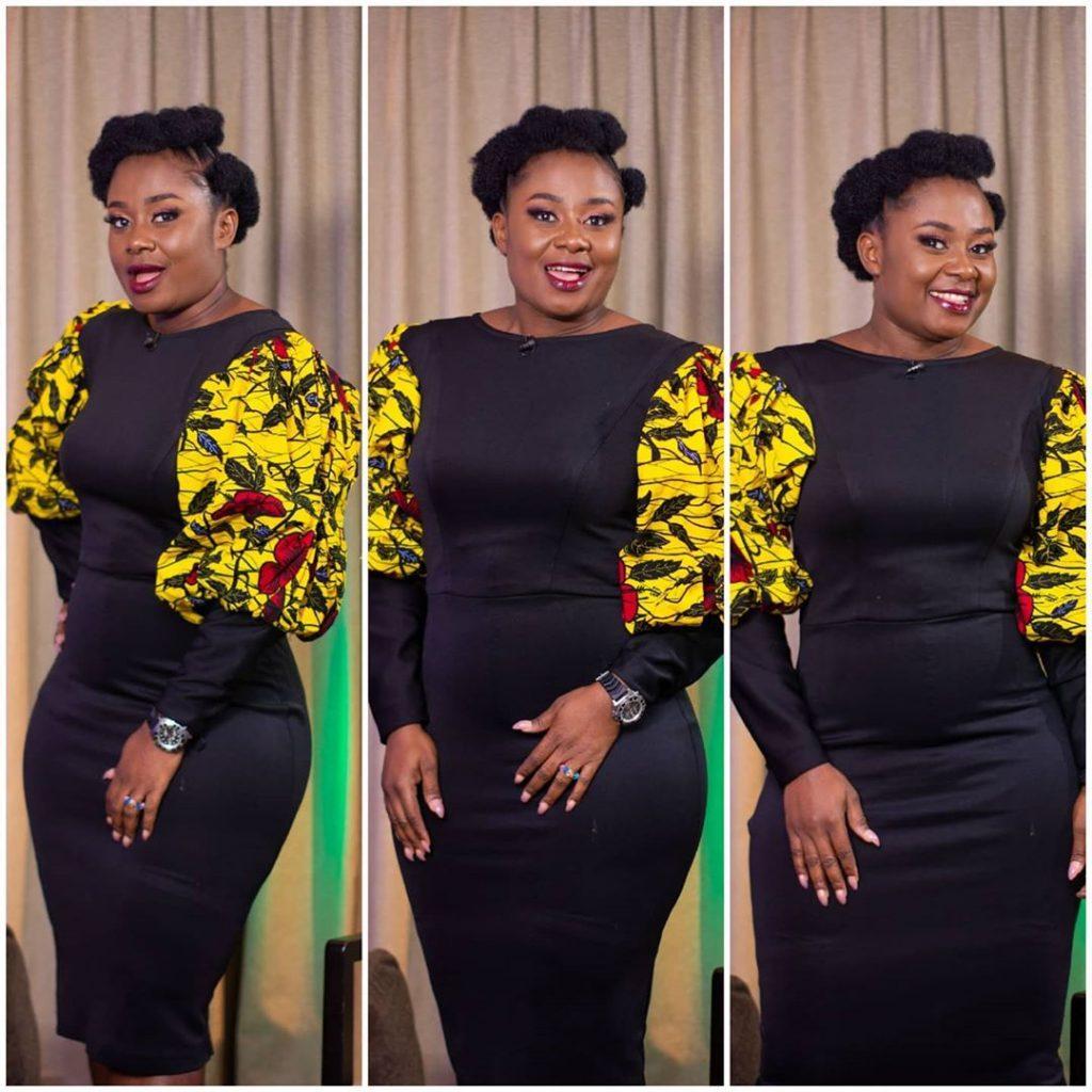 10 Times Afia Amankwah Tamakloe Dazzles In Decent Dresses Yet Still Looks Beautiful - Photos 9