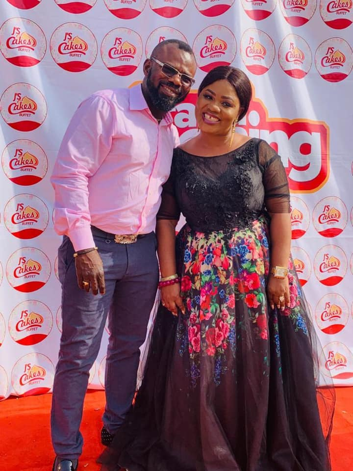 Beautiful Photos Drops As Obaapa Christy And Hubby Marks 8th Marriage Anniversary 3
