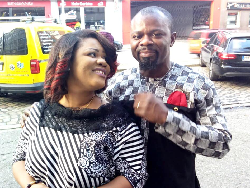 Beautiful Photos Drops As Obaapa Christy And Hubby Marks 8th Marriage Anniversary 6
