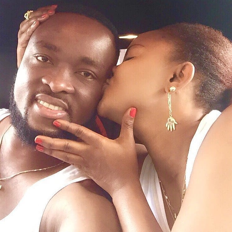 Nana Ama McBrown And Hubby Serves Us Their Passion In These Photos 2