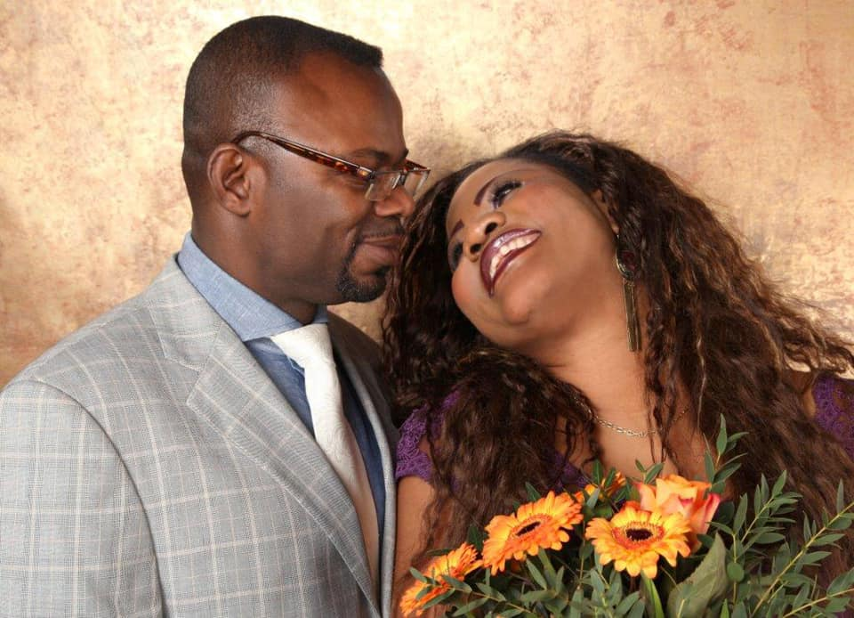 Beautiful Photos Drops As Obaapa Christy And Hubby Marks 8th Marriage Anniversary 5