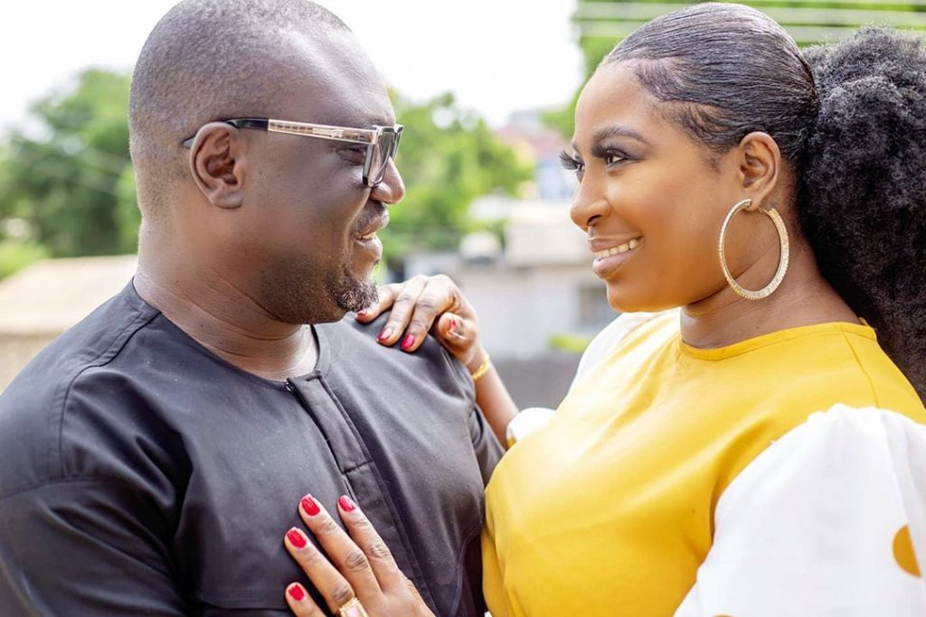 Gloria Sarfo Sparks Dating Rumors With Dada Boat 3