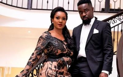 5 male celebrities and their Pretty wives (photos) 6