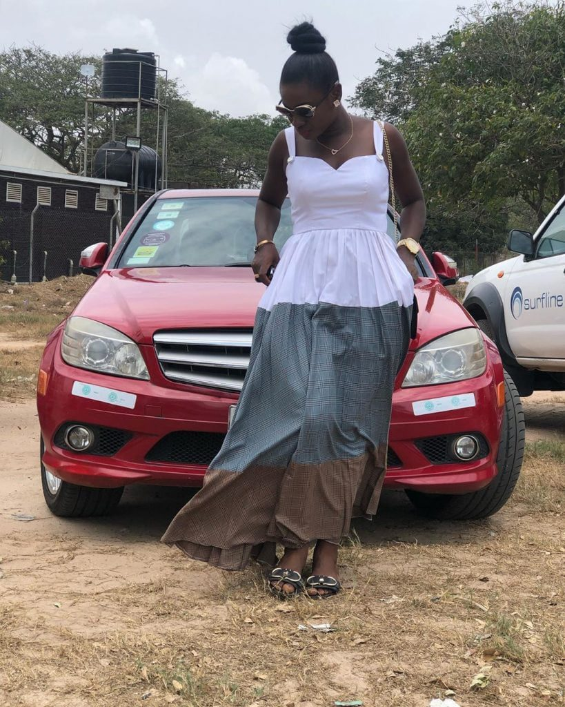 20 pictures of Martha Ankomah that shows decent dressing can also make you look pretty (photos) 9