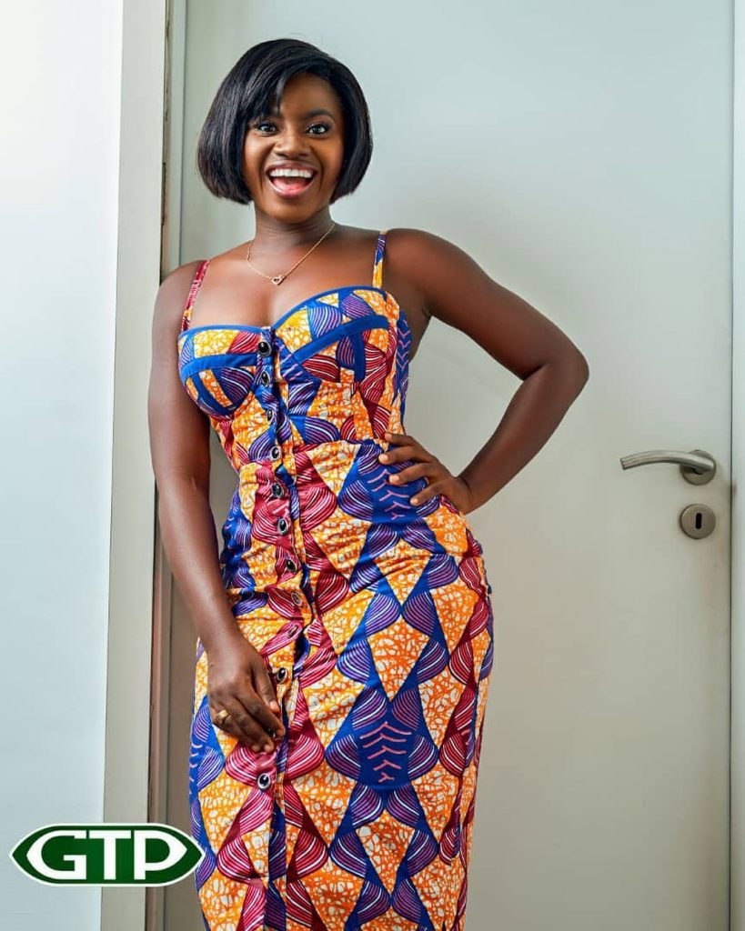 20 pictures of Martha Ankomah that shows decent dressing can also make you look pretty (photos) 13