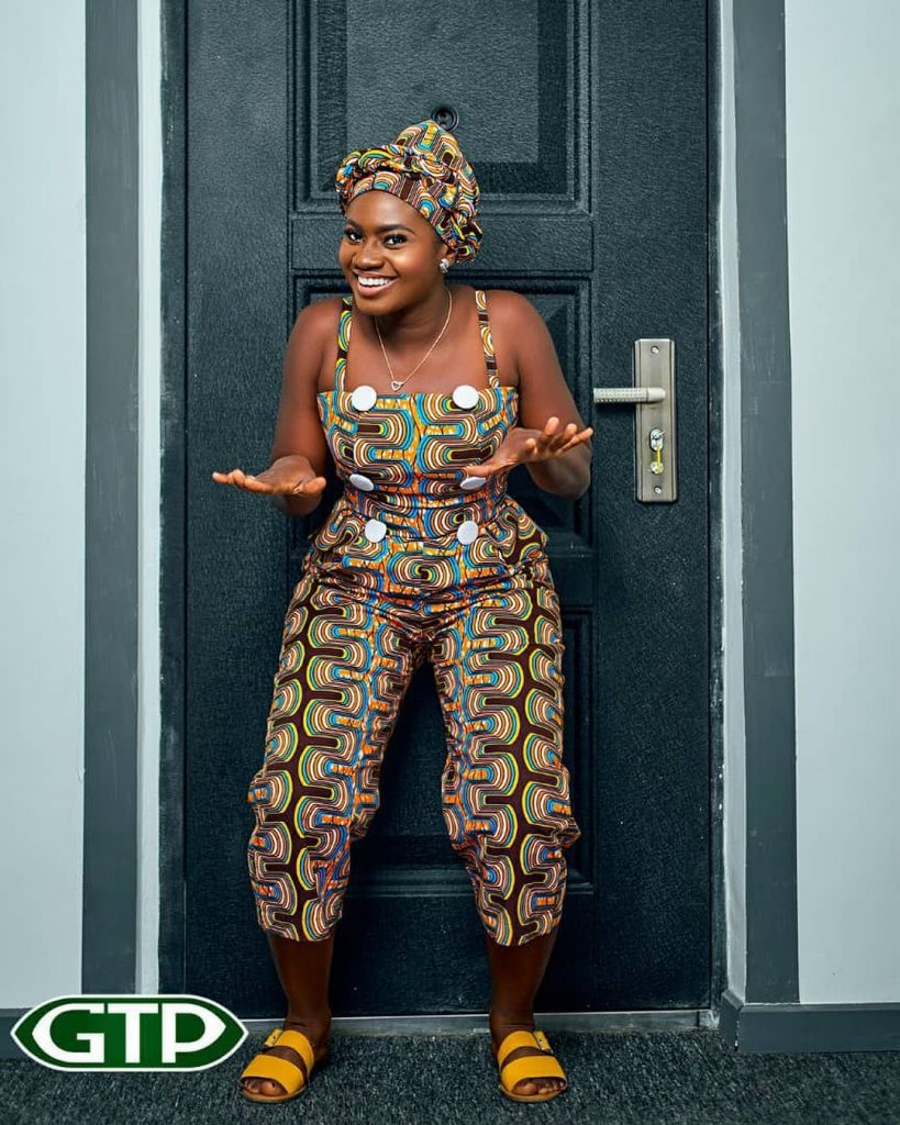 20 pictures of Martha Ankomah that shows decent dressing can also make you look pretty (photos) 14