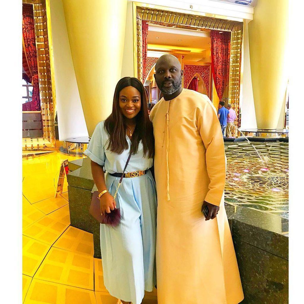 Jackie Appiah Accused of dating Liberian president Oppong weah 2