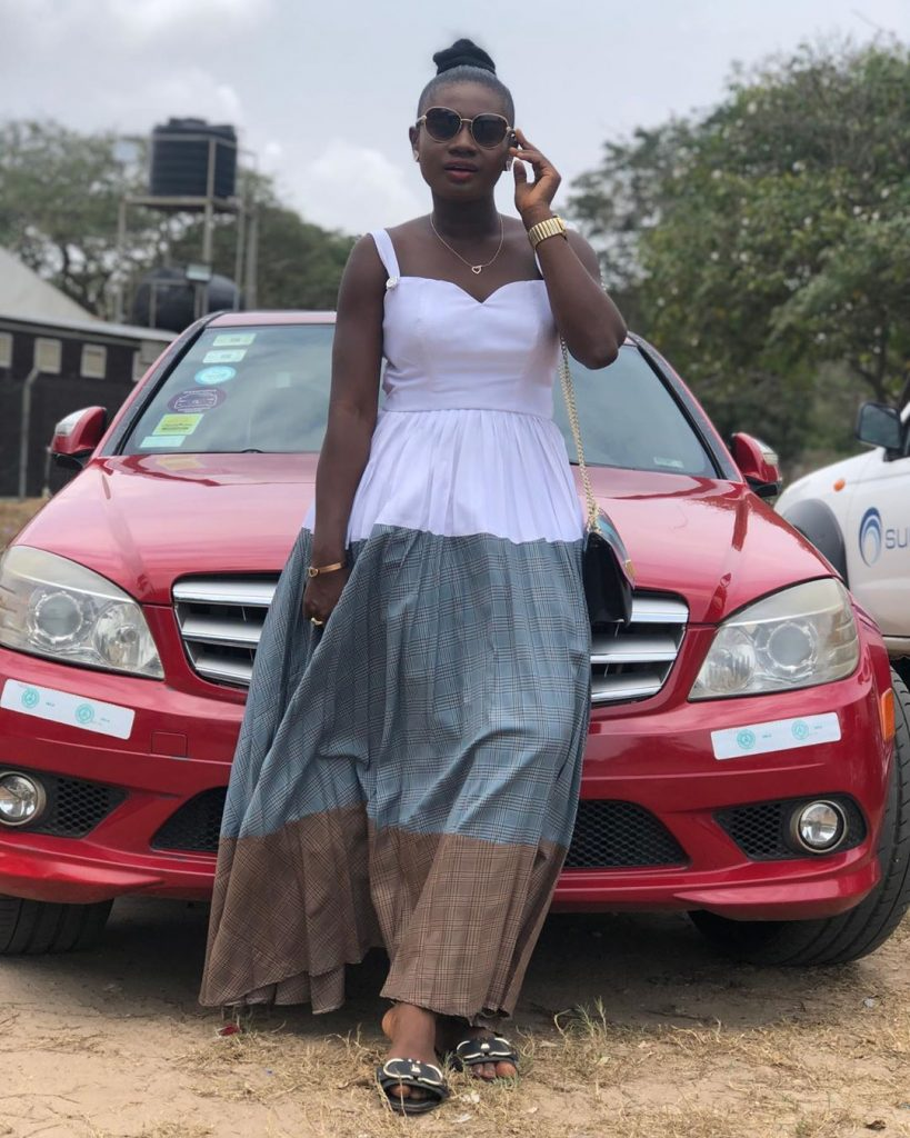 20 pictures of Martha Ankomah that shows decent dressing can also make you look pretty (photos) 10
