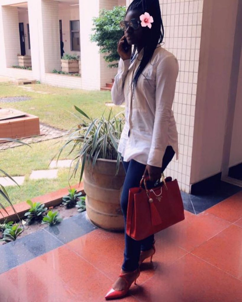 20 pictures of Martha Ankomah that shows decent dressing can also make you look pretty (photos) 19