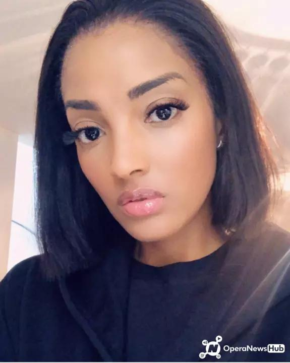See photos of Dede Ayews Pretty wife (photos) 11