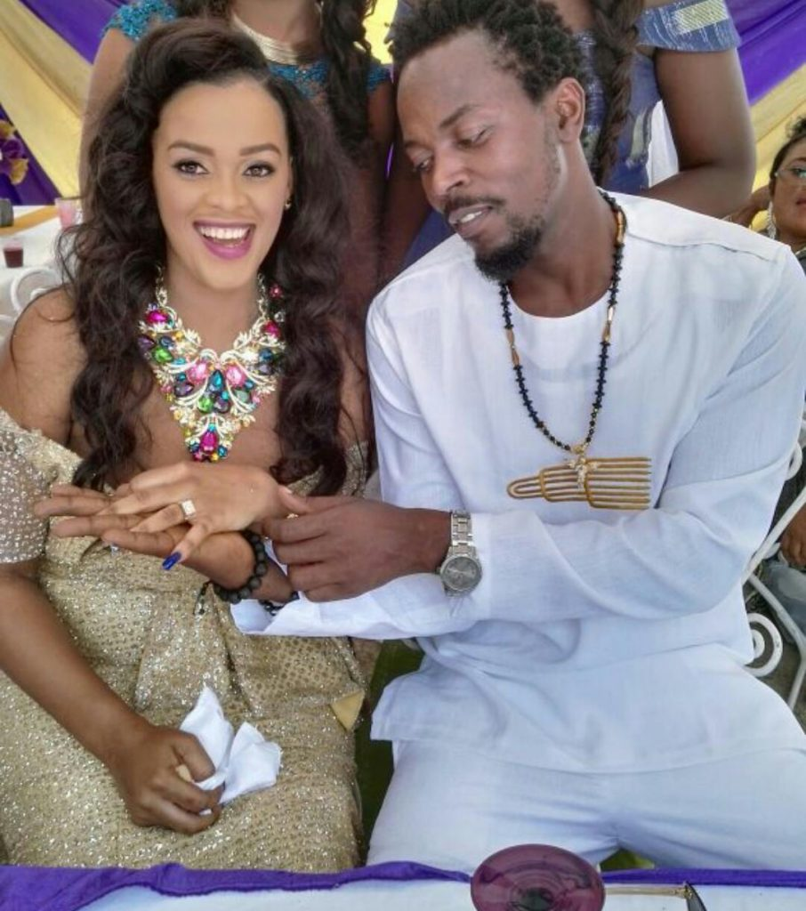 5 male celebrities and their Pretty wives (photos) 2