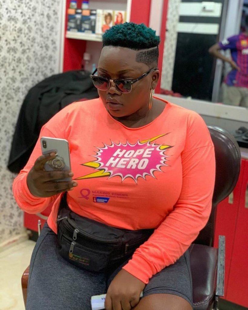 Just In: Ghanaian songstress Queen Haizel reported dead. 2