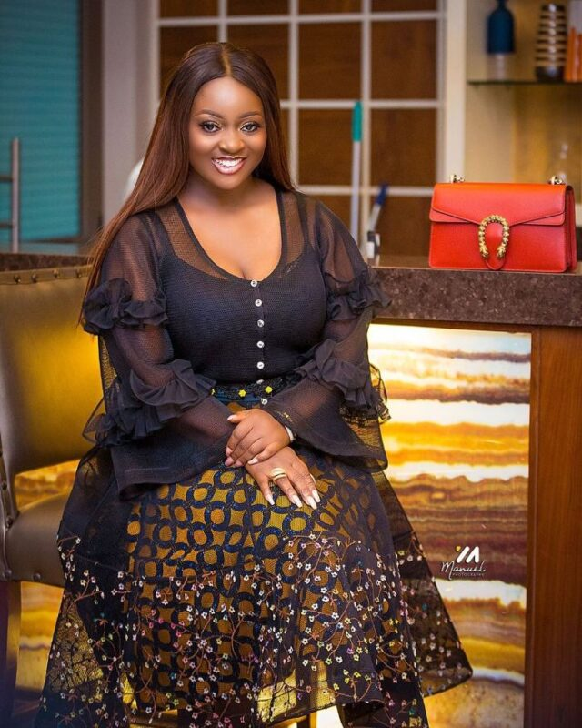 If you think Jackie Appiah is pretty, take a look at her mother (photos) 4