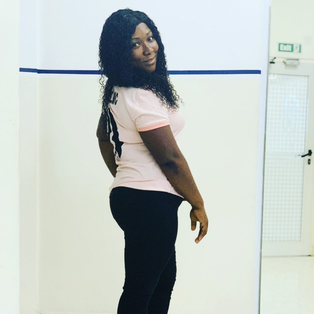 Photos of the late Kwadwo Wiafe's beautiful wife and children Pops Up Online 6