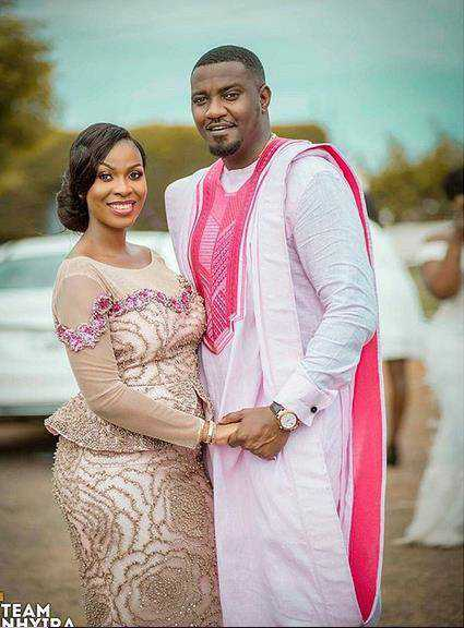 5 male celebrities and their Pretty wives (photos) 4