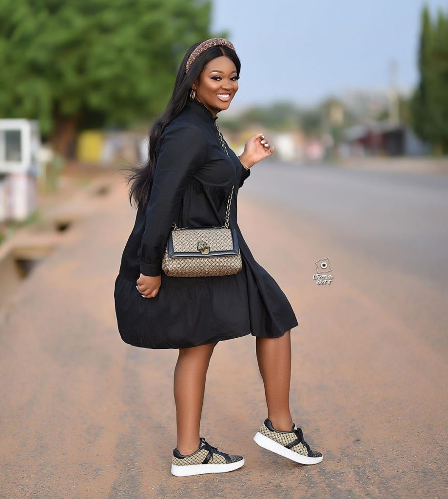 10 Times Jackie Appiah Proves Going naked on social media Doesn't Define Beauty - Photos 6