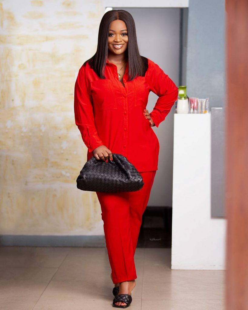 10 Times Jackie Appiah Proves Going naked on social media Doesn't Define Beauty - Photos 8