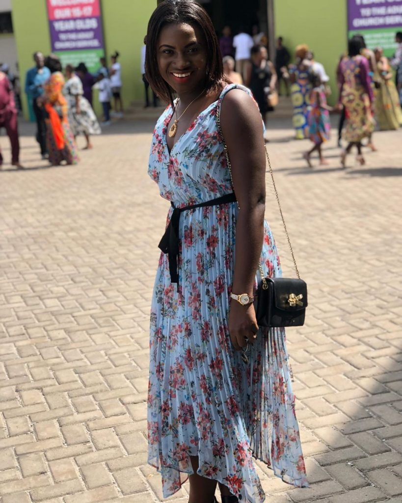 20 pictures of Martha Ankomah that shows decent dressing can also make you look pretty (photos) 6