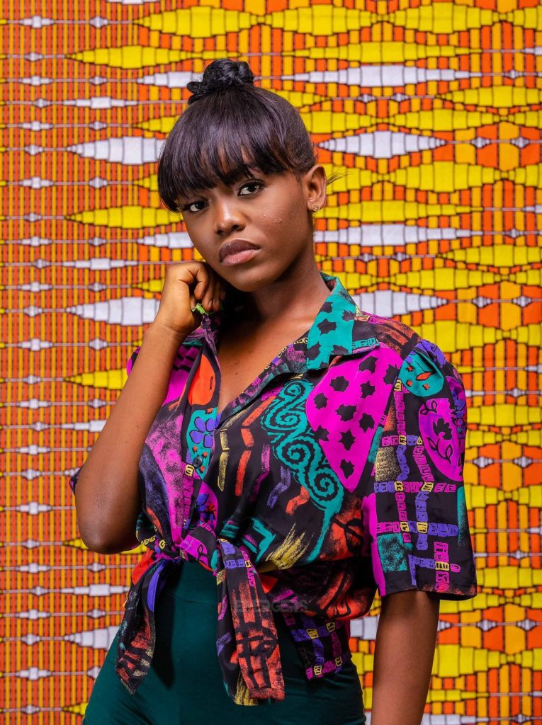 see pictures of Gyakie, daughter of Highlife Legend Nana Acheampong (photos) 6