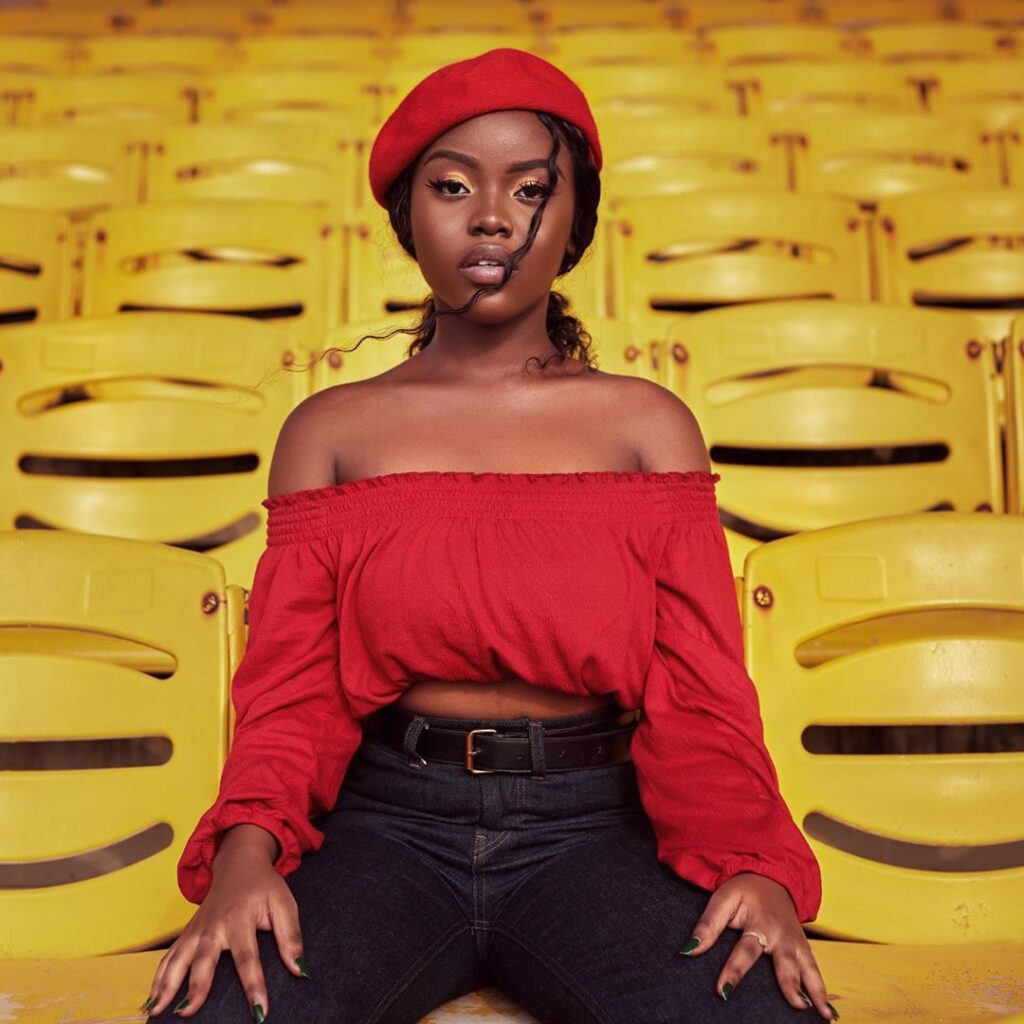 see pictures of Gyakie, daughter of Highlife Legend Nana Acheampong (photos) 7