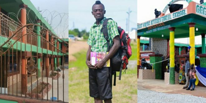 Lilwin Gives Full Scholarship To Sibling Of The 5-yr-Old Girl killed by his school bus - Video 1