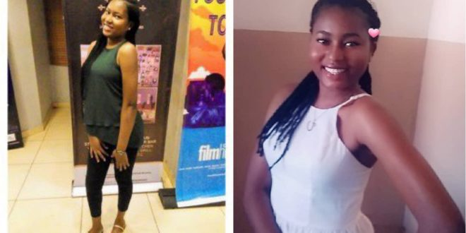 Social media demands Justice for the pretty girl raped and killed in church. 1