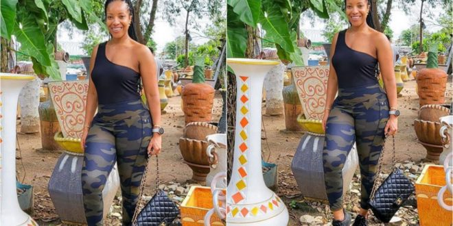 Joselyn Dumas Shows Off Her 'Coco-Cola' Shape As She Dazzles In A No-Makeup Photo - Check Out 1