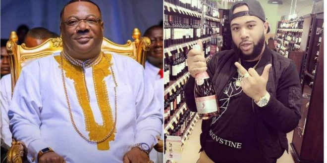 Duncan Williams' son calls for hook up from Slay queens 1