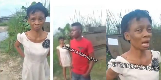Brother-In-law Beats And Throw Mother And Baby Into A Gutter For Disturbing His Sleep - Video 1