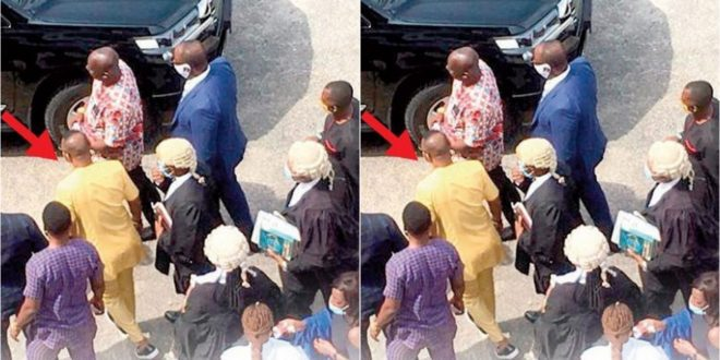 The Sad Moment Obinim's Lawyers Were Sacked Out Of Court - Video 1