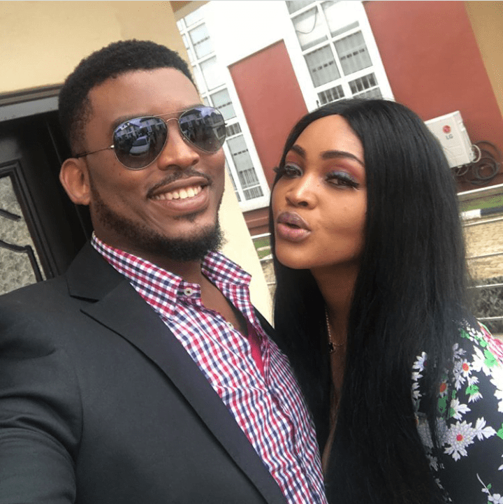 5 male celebrities and their Pretty wives (photos) 3