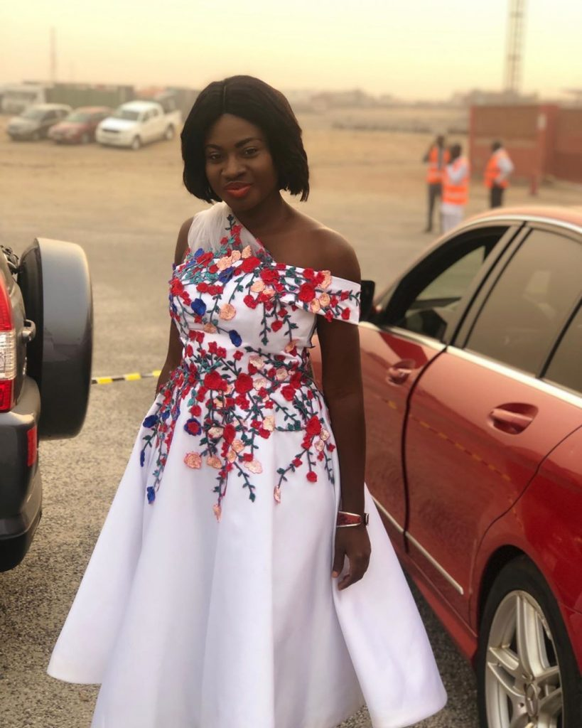 20 pictures of Martha Ankomah that shows decent dressing can also make you look pretty (photos) 2