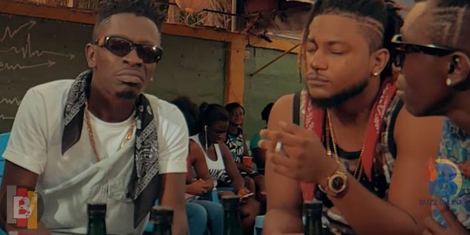 One Of Shatta Wale's Militants, Addi Self Apologises To Him On Live TV - Watch 1