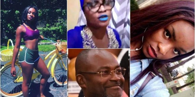 'prodigal' Daughter of Kennedy Agyapong Joins her Mother To Fight her father 1