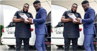 Sarkodie allegedly selling 3 of his cars as he returns to Ghana 'broke' 13