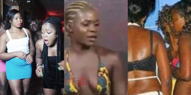 """""""I Charge 2000 To 3,000 Cedis For Just A Night"""" – Popular Ghanaian Ashawo Brags On Live TV (Video) 1"""