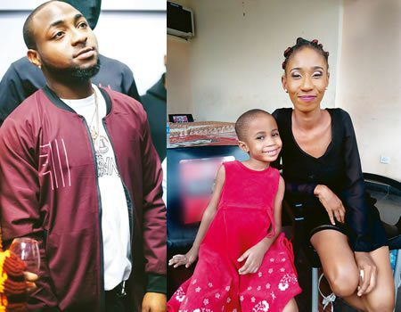 Who is the more pretty among Davido's 3 daughters? (Photos) 6