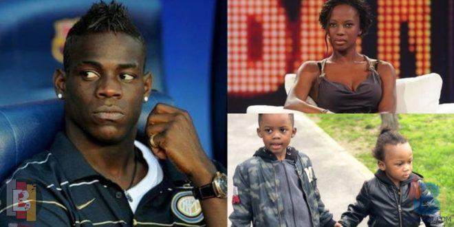 Meet Abigail Barwuah, Mario Balotelli's older sister who has three kids with Super Eagles striker 1