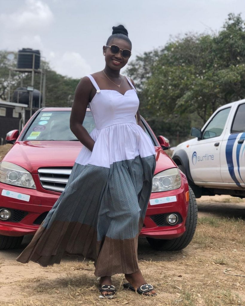 20 pictures of Martha Ankomah that shows decent dressing can also make you look pretty (photos) 11