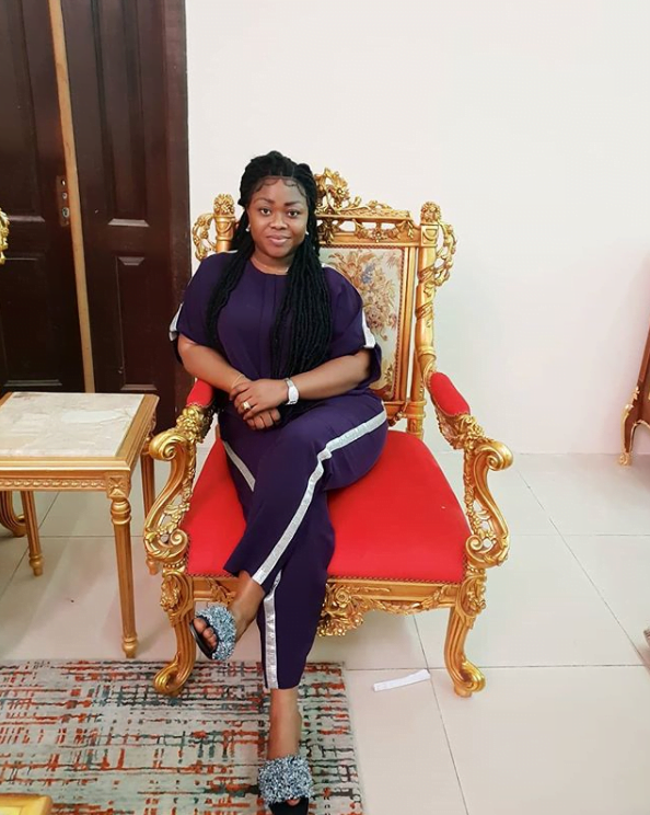 Obofour's wife gives us a taste of class in these photos 12