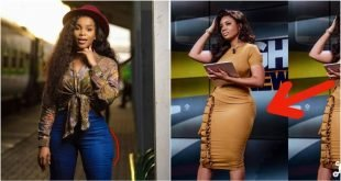 top Ghanaian Female Celebrities caught For Wearing Hip And Butt Pads 8