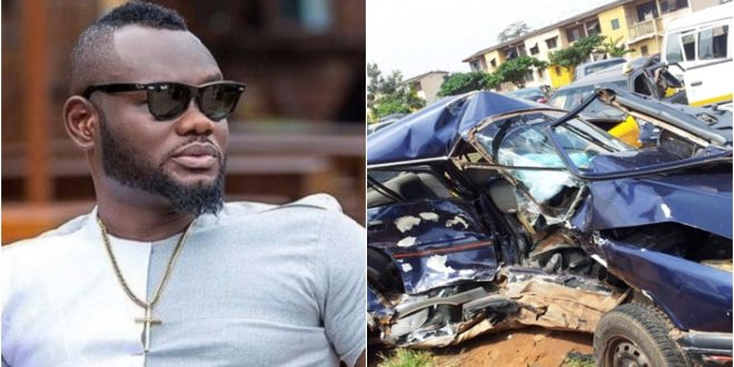 Ghanaian Celebrities Who Survived Fatal Car Accidents in 2020 1