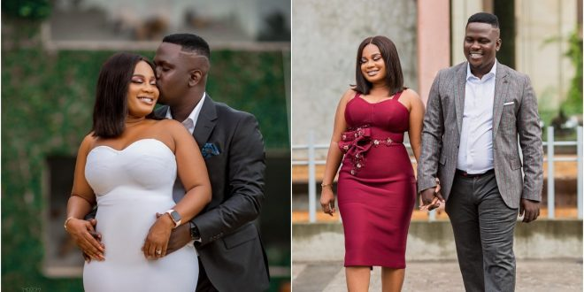 Amazing pre wedding photos of blogger Chris handlers hits online (photos) 1